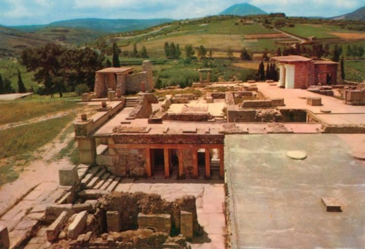 კნოსოსის სასახლე
